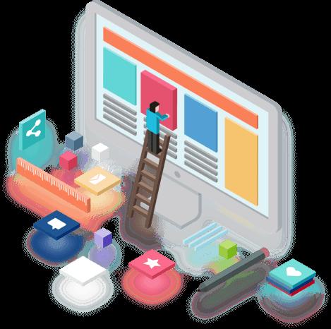 Разработка сайтов wordpress, bitrix